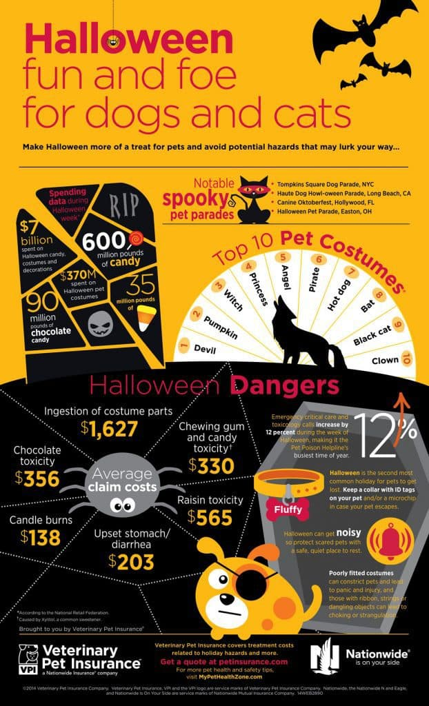 Halloween Fun and Foe Infographic_1100px